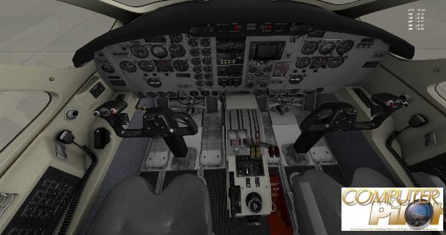 """Dreamfoil Embraer EMB 110 Bandeirante """"Bandit"""" for x-plane"""